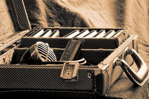 Harmonicacase