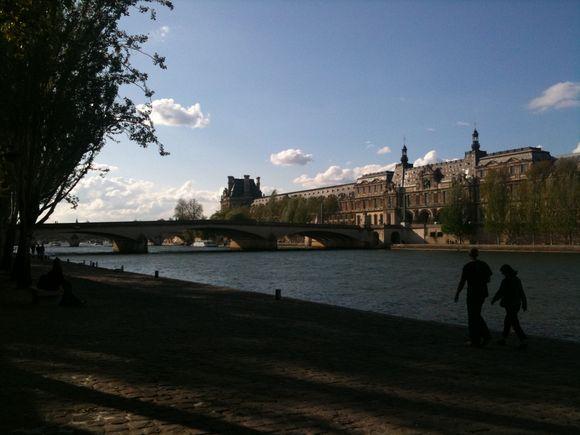 Parijs - dag 1