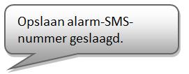 SMSbevestiging